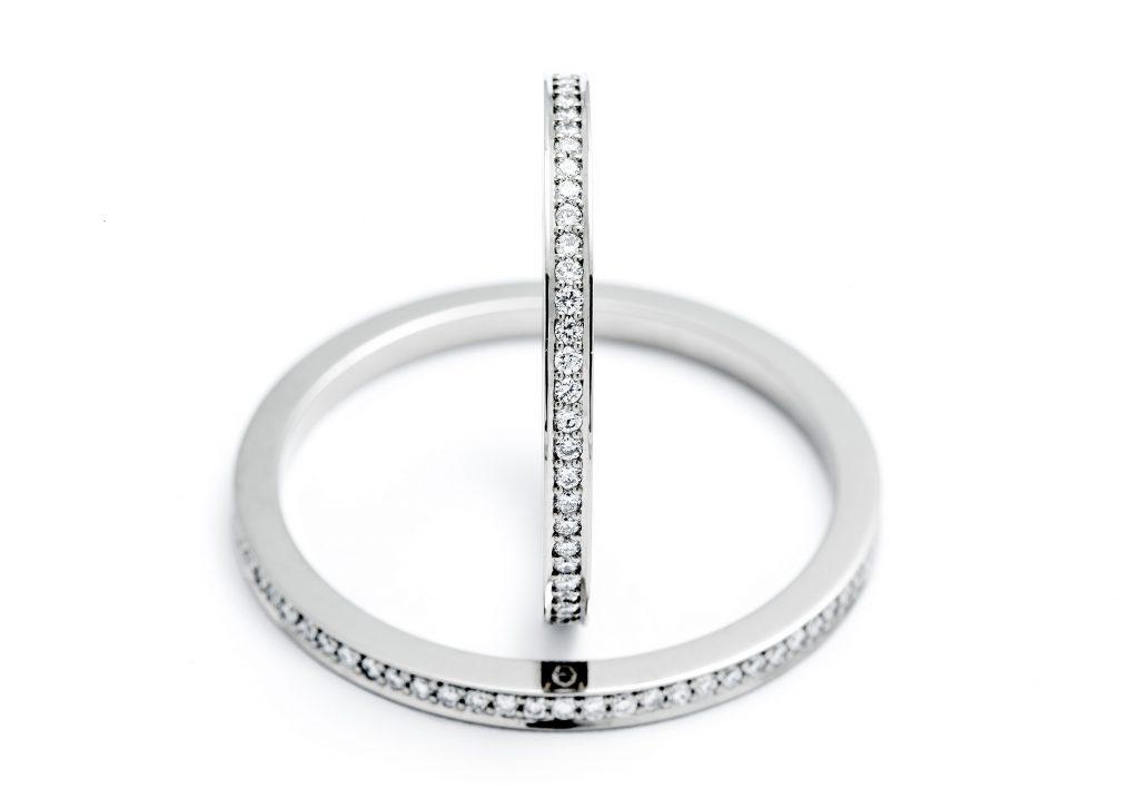 18k witgoud- pavé diamant vvs (4)